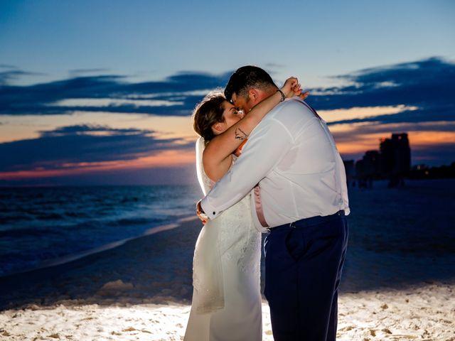 Monica and Nick's Wedding in Destin, Florida 87