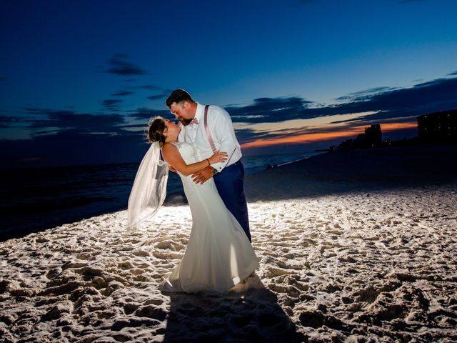Monica and Nick's Wedding in Destin, Florida 88