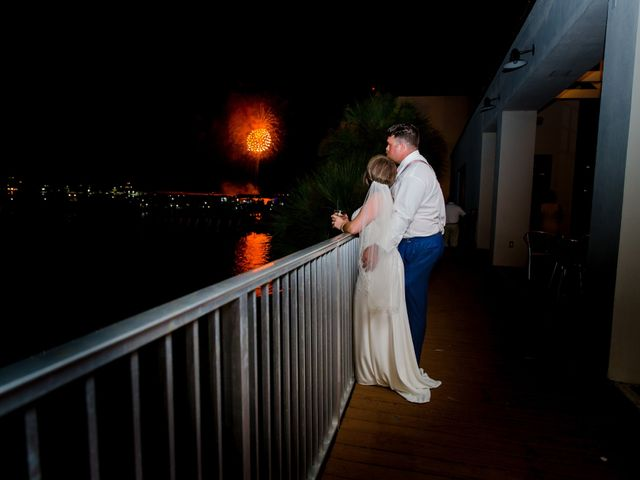 Monica and Nick's Wedding in Destin, Florida 99