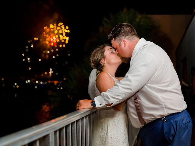 Monica and Nick's Wedding in Destin, Florida 1