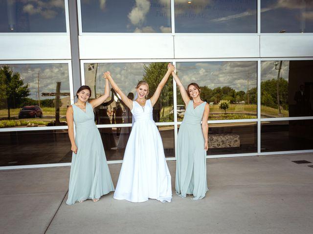 Anna and Alex's Wedding in Springfield, Missouri 5