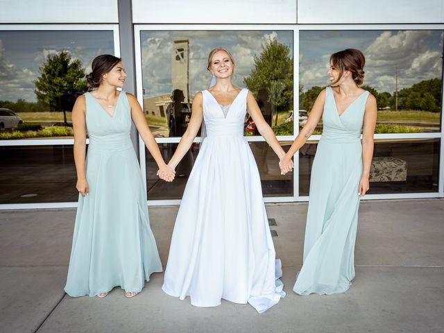 Anna and Alex's Wedding in Springfield, Missouri 6