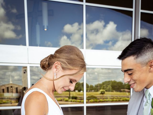 Anna and Alex's Wedding in Springfield, Missouri 8