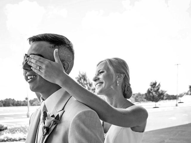 Anna and Alex's Wedding in Springfield, Missouri 10