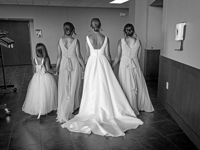 Anna and Alex's Wedding in Springfield, Missouri 12