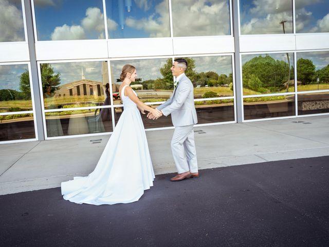 Anna and Alex's Wedding in Springfield, Missouri 17
