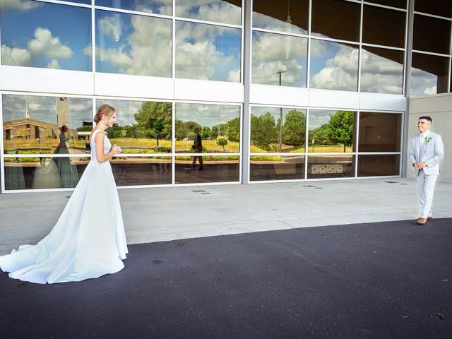 Anna and Alex's Wedding in Springfield, Missouri 18