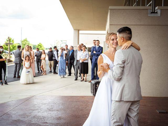 Anna and Alex's Wedding in Springfield, Missouri 38