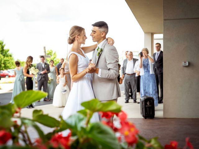 Anna and Alex's Wedding in Springfield, Missouri 40