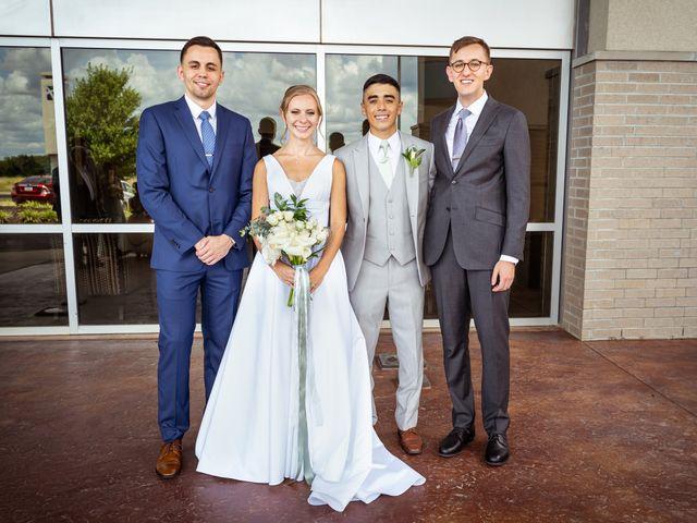 Anna and Alex's Wedding in Springfield, Missouri 43