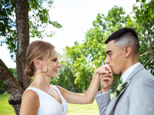 Anna and Alex's Wedding in Springfield, Missouri 59