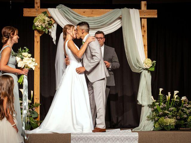 Anna and Alex's Wedding in Springfield, Missouri 62