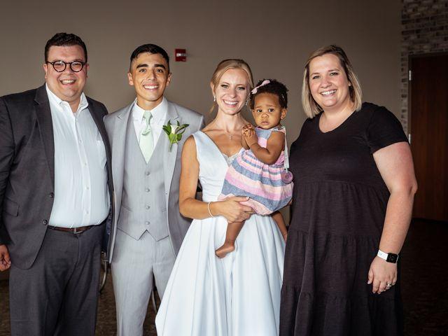 Anna and Alex's Wedding in Springfield, Missouri 71