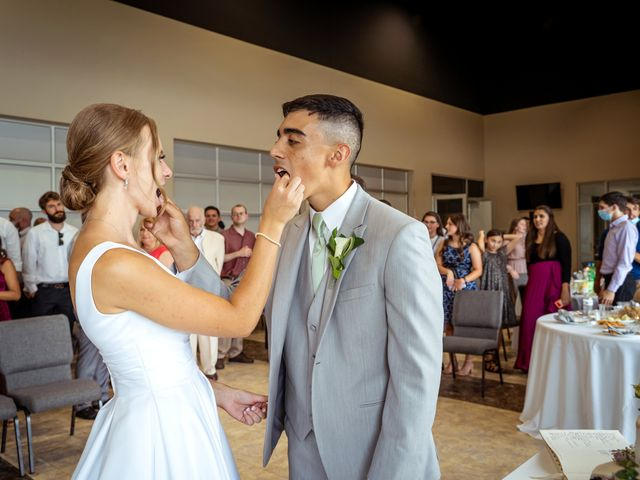 Anna and Alex's Wedding in Springfield, Missouri 72