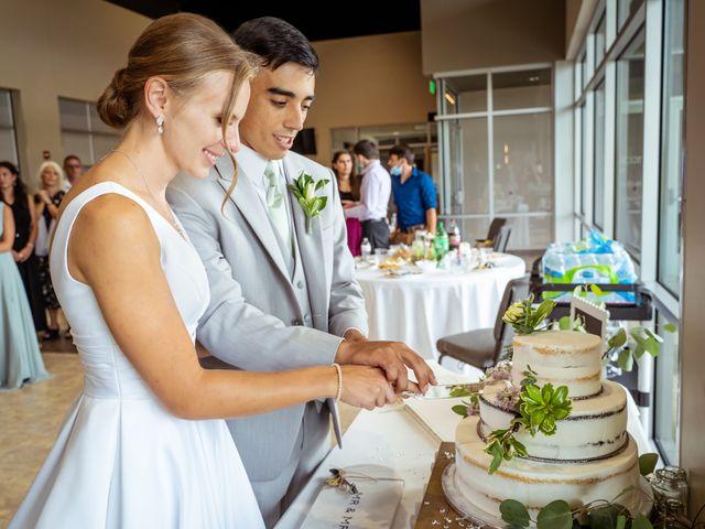 Anna and Alex's Wedding in Springfield, Missouri 73