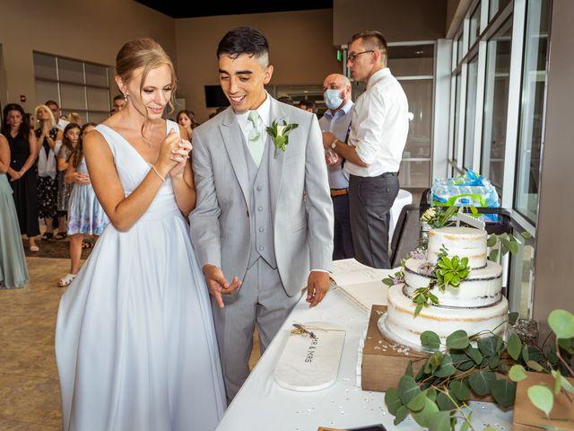 Anna and Alex's Wedding in Springfield, Missouri 74