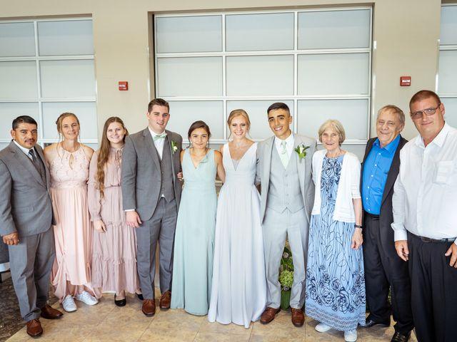 Anna and Alex's Wedding in Springfield, Missouri 76