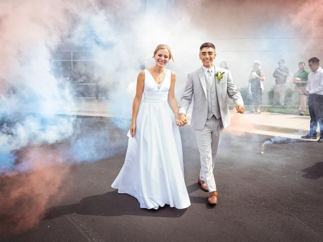 Anna and Alex's Wedding in Springfield, Missouri 80