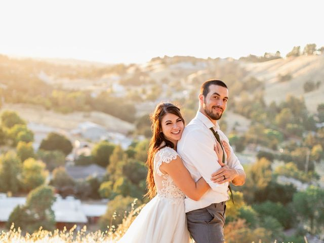 The wedding of Jessica and Anthony