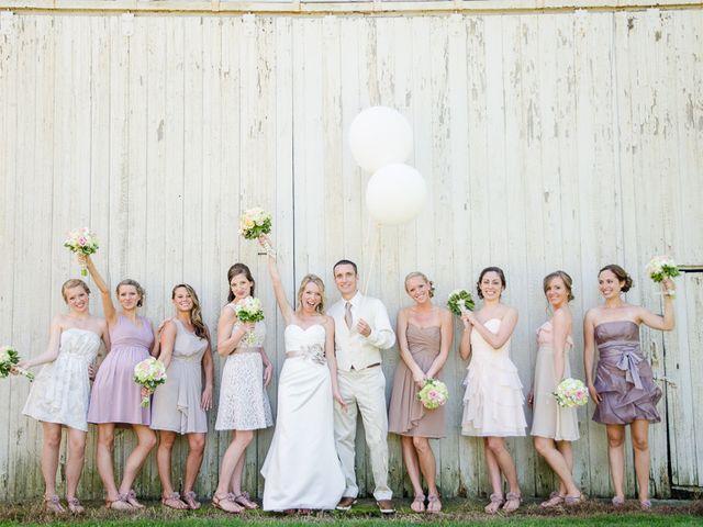 Liesl and Scott's Wedding in Westminster, Maryland 7