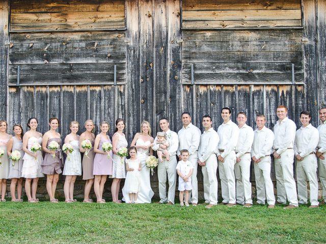 Liesl and Scott's Wedding in Westminster, Maryland 15