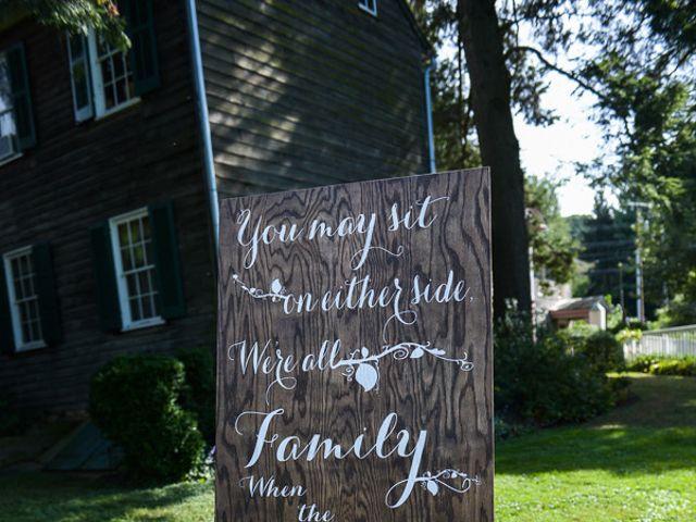 Liesl and Scott's Wedding in Westminster, Maryland 9