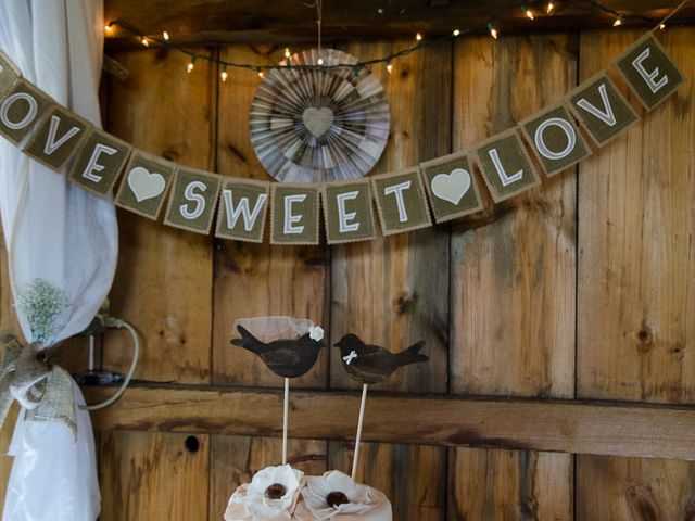 Liesl and Scott's Wedding in Westminster, Maryland 25