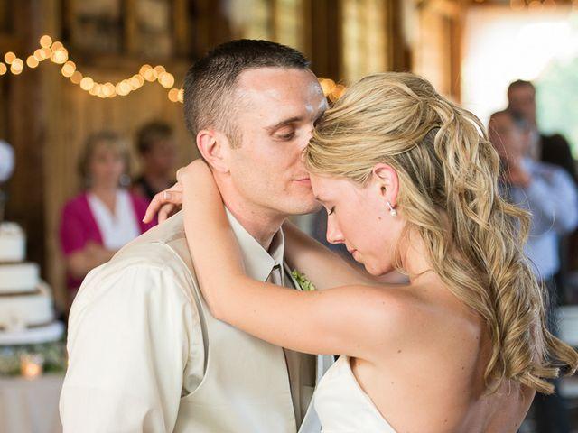 Liesl and Scott's Wedding in Westminster, Maryland 27