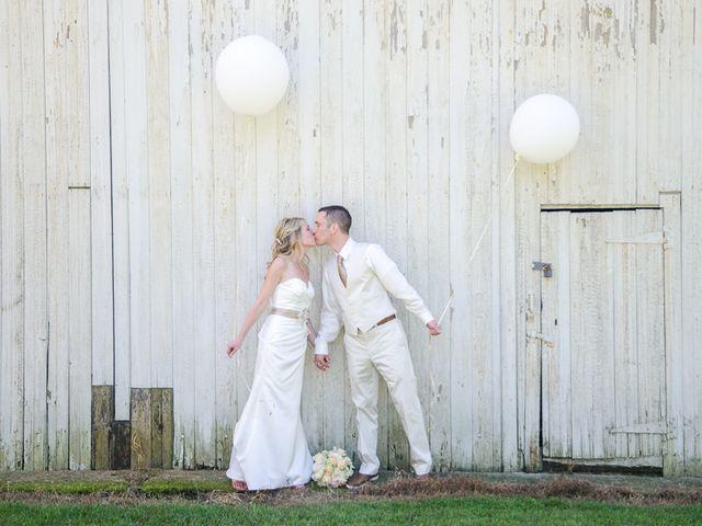 Liesl and Scott's Wedding in Westminster, Maryland 4