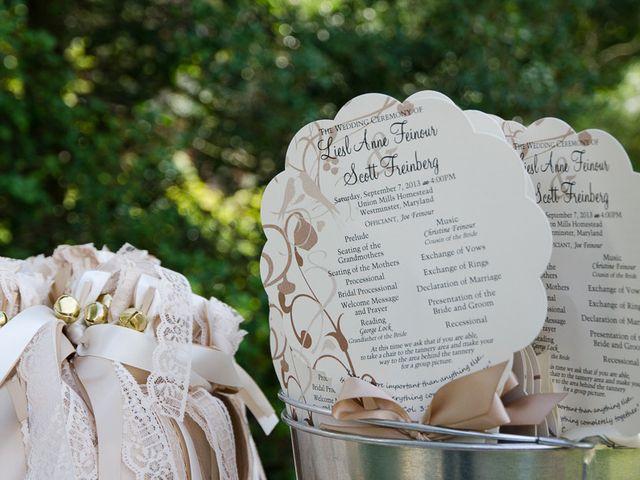 Liesl and Scott's Wedding in Westminster, Maryland 10