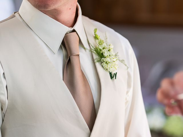 Liesl and Scott's Wedding in Westminster, Maryland 17
