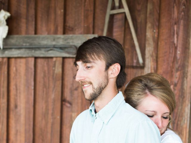 Kayla and Matthew's Wedding in Ramer, Tennessee 4