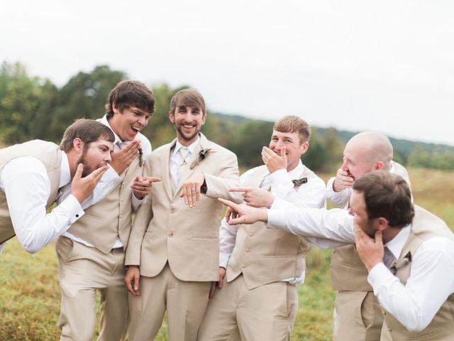 Kayla and Matthew's Wedding in Ramer, Tennessee 21