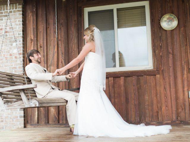 Kayla and Matthew's Wedding in Ramer, Tennessee 12