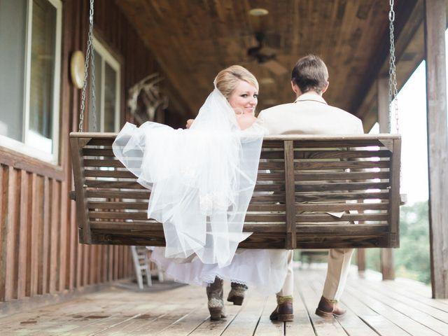 Kayla and Matthew's Wedding in Ramer, Tennessee 13