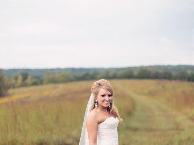 Kayla and Matthew's Wedding in Ramer, Tennessee 7