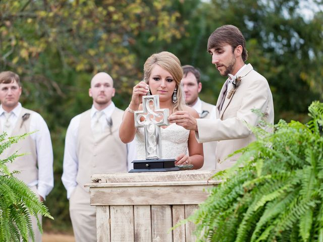 Kayla and Matthew's Wedding in Ramer, Tennessee 17