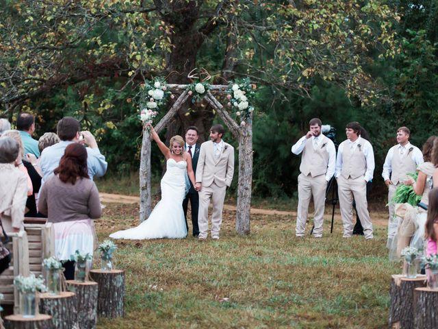 Kayla and Matthew's Wedding in Ramer, Tennessee 19