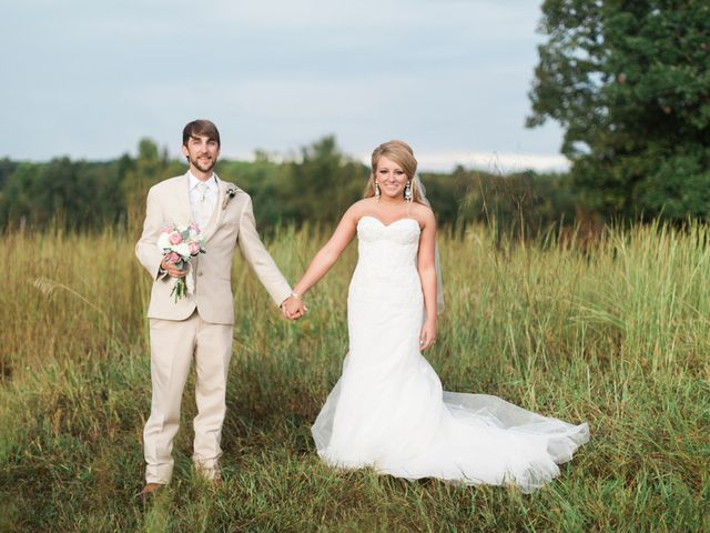 Kayla and Matthew's Wedding in Ramer, Tennessee 22