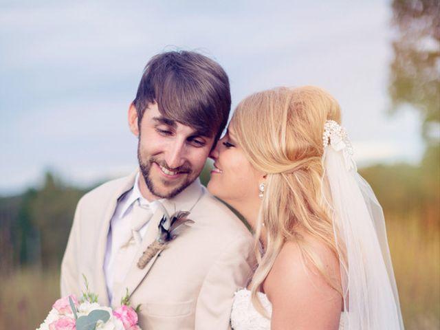 Kayla and Matthew's Wedding in Ramer, Tennessee 23