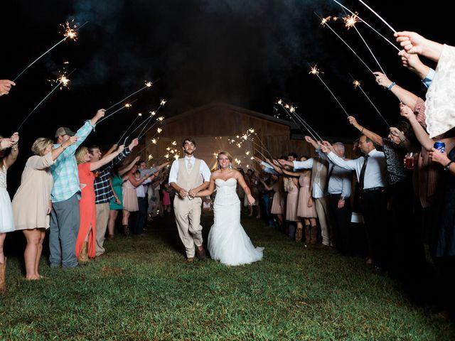 Kayla and Matthew's Wedding in Ramer, Tennessee 29