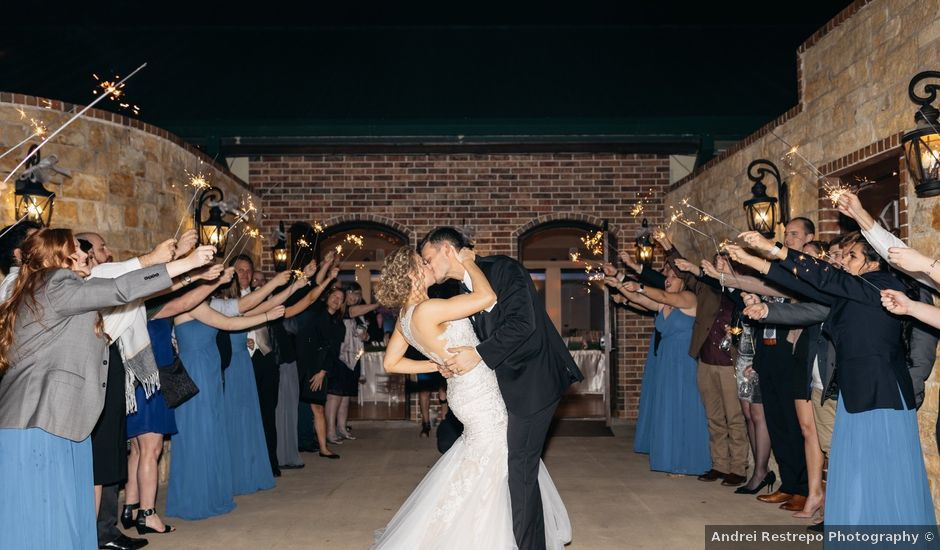 David and Avery's Wedding in Houston, Texas