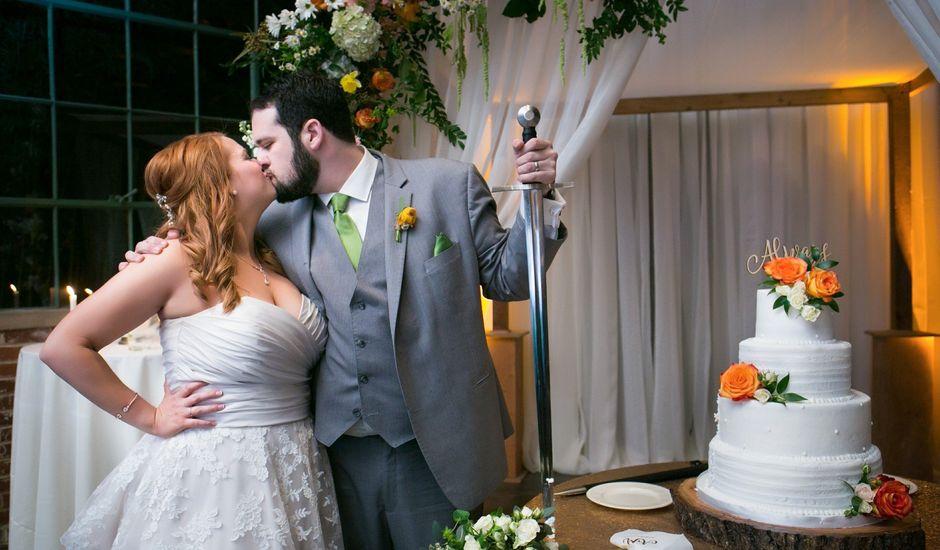 Allison and Allison's Wedding in Atlanta, Georgia