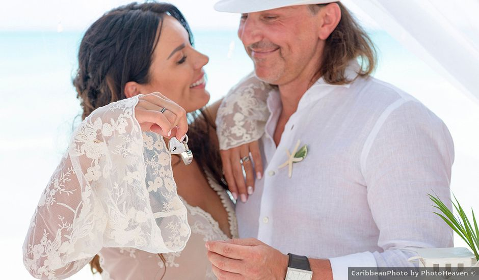 Piotr and Dominika's Wedding in Punta Cana, Dominican Republic