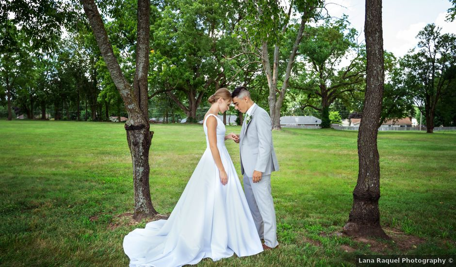 Anna and Alex's Wedding in Springfield, Missouri