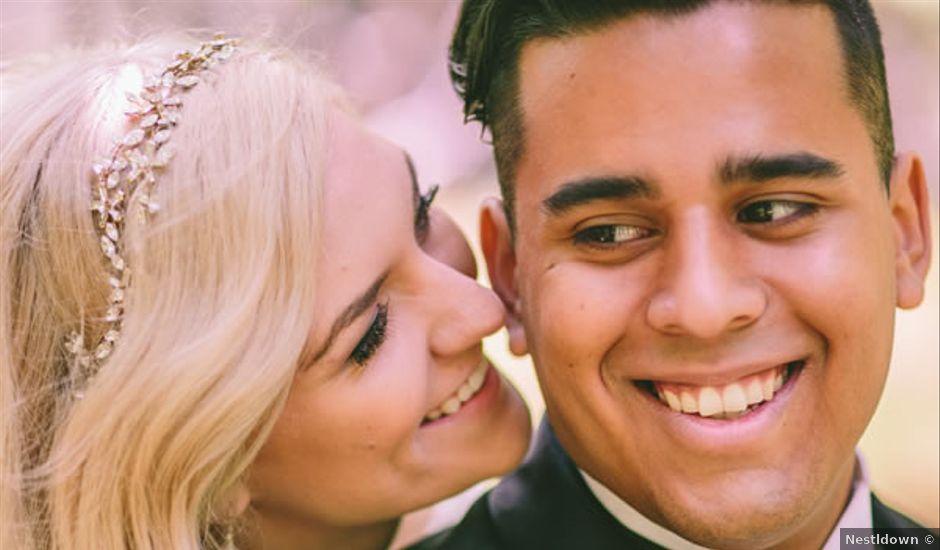 Naomi and Bryan's Wedding in Los Gatos, California