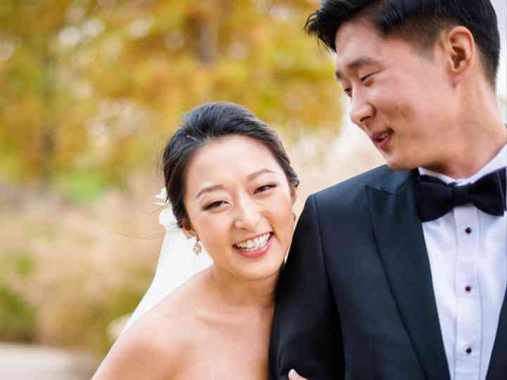 The wedding of John and Jiae