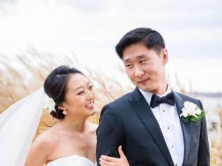 The wedding of John and Jiae 3