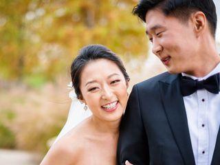 The wedding of John and Jiae