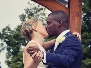 Sarah and Jerret's Wedding in Windham, New York 11